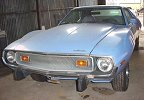 1974 AMC Javelin in Maxi Blue