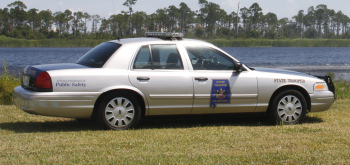 State Police Cruisers